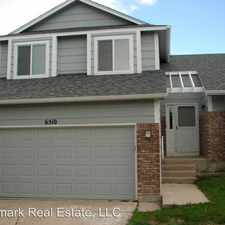 Rental info for 6510 Lindal Drive