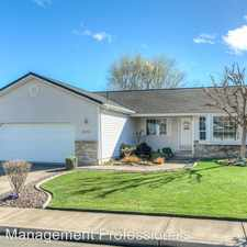 Rental info for 1182 White Chaple Drive