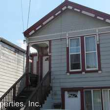 Rental info for 1629 13th Street - B in the Oakland area