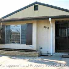 Rental info for 3916 Rene Drive in the Otay Mesa West area