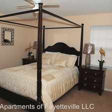 Rental info for 602 Brittany Place Apt D in the Fayetteville area