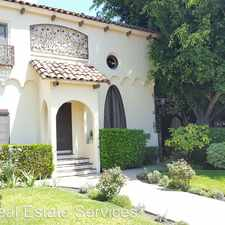 Rental info for 228 3/4 S FULLER AVE in the Los Angeles area