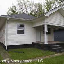 Rental info for 729 Bosart Ave in the Indianapolis area