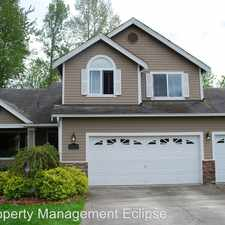 Rental info for 22118 14th Ave W