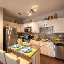 Rental info for The Brownstones Townhome Apartments in the Dallas area