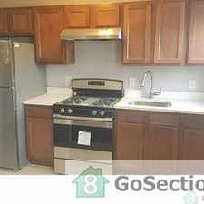 Rental info for Great house great neighborhood!!!. Renovated 3bd 1ba central air, washer/ dryer and new kitchen and bath