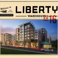 Rental info for Liberty Warehouse