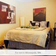 Rental info for The Best Of The Best In The City Of Minneapolis... in the Lyn Lake area