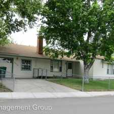 Rental info for 2479 11th Street in the Reno area