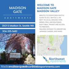 Rental info for 2501 E Madison St in the Madison Valley area