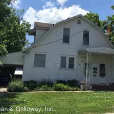 Rental info for 1404 Bass Ave.
