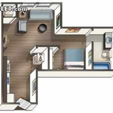 Rental info for $1350 0 bedroom Apartment in Minneapolis University in the Prospect Park area
