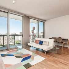 Rental info for Mondial River West in the West Town area