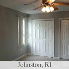 Rental info for Townhouse For Rent In Johnston.