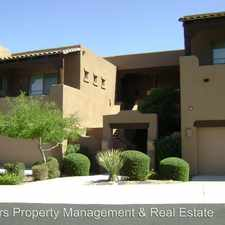 Rental info for 13600 Fountain Hills Blvd #103 - 103 in the Fountain Hills area