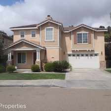 Rental info for 1132 Bow Willow Trail Way