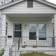 Rental info for 675 Lynn Street in the Saint Joseph area
