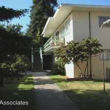 Rental info for 1615 Carleton St. #D in the Oakland area