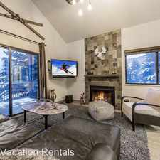 Rental info for 2025 Canyons Resort Drive - Red Pine Canyons