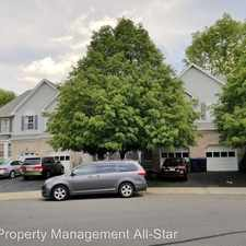 Rental info for 41 Jared Drive