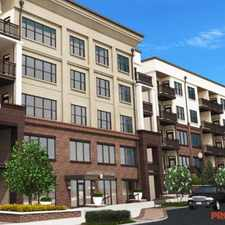 Rental info for 464 Bishop in the Atlantic Station area