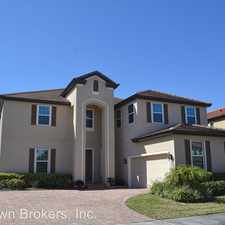 Rental info for 6217 Roseate Spoonbill Drive