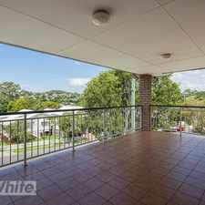 Rental info for SPACIOUS 2 BEDROOM UNIT! in the Brisbane area