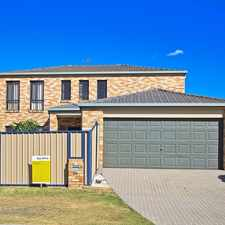 Rental info for Two Storey Family Home in College Green Estate in the Brisbane area