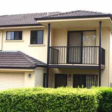 "Rental info for ""Luxury Townhouse on Gowan Road side"" in the Calamvale area"