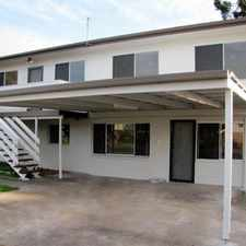 Rental info for FUULY FENCED LARGE HIGHSET HOME IDEAL FOR THE GROWING FAMILY in the Logan Central area