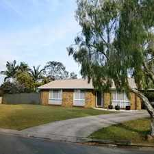 "Rental info for ""Great Size Block"" in the Murrumba Downs area"