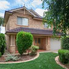 Rental info for Sophisticated & Stylish in the Wagga Wagga area