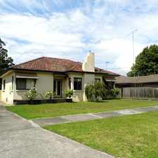 Rental info for SPACIOUS HOME CLOSE TO CBD in the Traralgon area