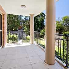 Rental info for A relaxed lifestyle apartment in a superb locale