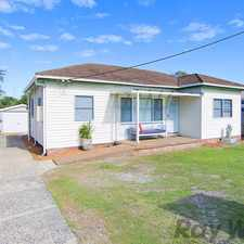 Rental info for Beach Side Budgewoi in the Budgewoi area