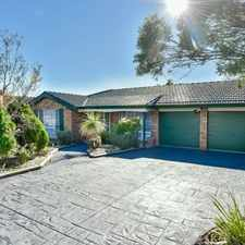 Rental info for Walk to Ingleburn C.B.D