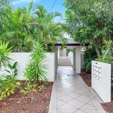 Rental info for STUNNING 2 BEDROOM, 2 BATH UNIT WITH BALCONY AND IN A SMALL COMPLEX OF ONLY 8 BE QUICK! in the Gold Coast area