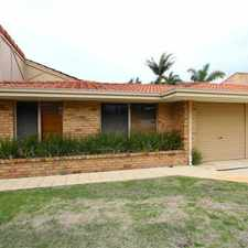 Rental info for SHARED LIVING - ROOM WITH ENSUITE and BELOW GROUND POOL in the Winthrop area