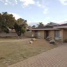 Rental info for 4 BEDROOM HOME CLOSE TO SCHOOLS