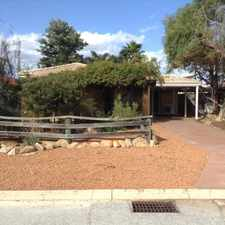 Rental info for LOVELY FAMILY HOME **ONE WEEK FREE RENT** in the Perth area