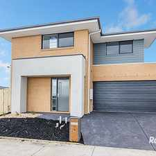 Rental info for A HOME IN BEAUTIFUL SURROUNDINGS in the Cranbourne area