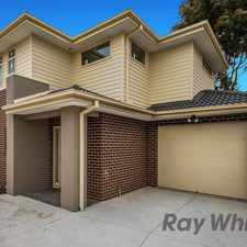 Rental info for Brand new townhouse!