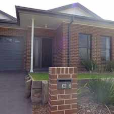 Rental info for PICTURES DON'T DO THIS UNIT JUSTICE in the Cessnock area