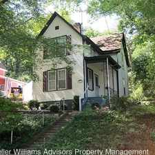 Rental info for 3753 Sachem in the Columbia-Tusculum area