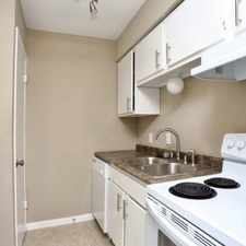 Rental info for Birchman Commons in the Fort Worth area