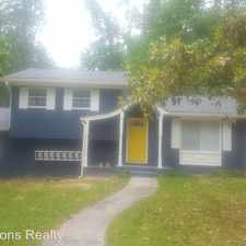 Rental info for 5505 Longmeadow Lane