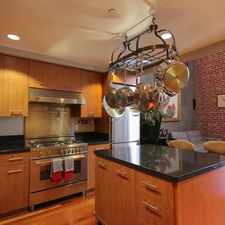 Rental info for $6000 2 bedroom Townhouse in Noe Valley in the Dogpatch area