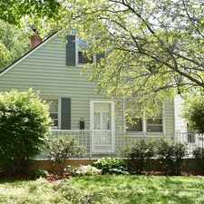 Rental info for 3 Bedroom Beechwold/Clintonville Home for Rent in the Columbus area