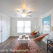 Rental info for 701 Culbertson Dr - Unit 24