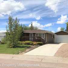 Rental info for 722 49th Street South